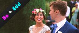 Bo and Edd- Wedding in Family hotel Okoř