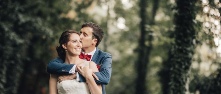 Denča a Kuba - deštivá svatba v Praze