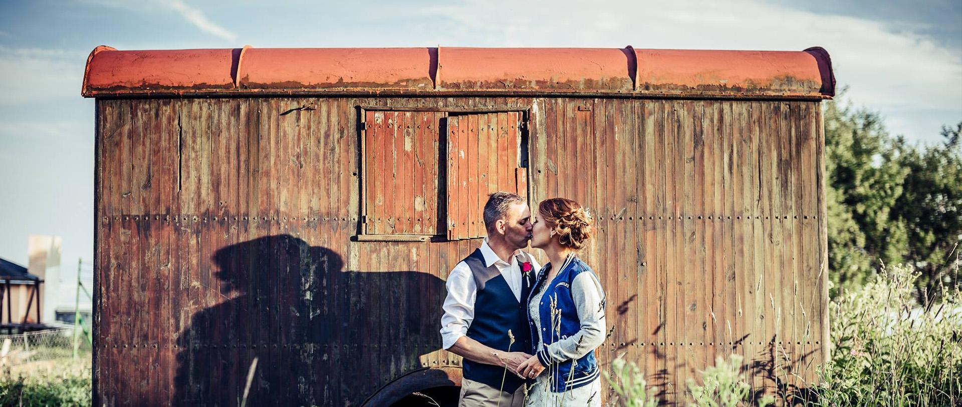 Tereza a Tony - Česko-Irksá svatba na hradě Krupka