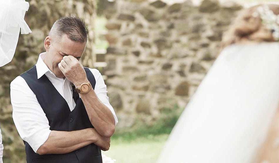 Reakce ženicha na utajovanou nevěstu