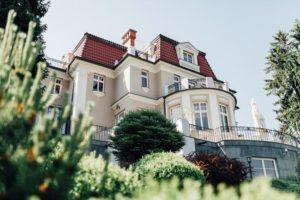 Rezidnce Liběchov u Mělníka - svatební příběh Ilji a Darji