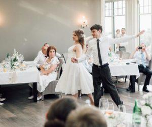 Krásný první svatební tanec od Ed SHeeran shape of you