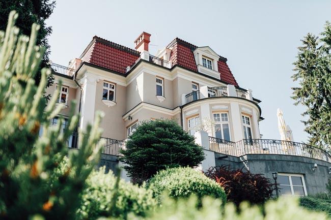 rezidence libechov svatba