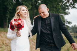 Karina a Javgen - Izraelska svatba v Praze