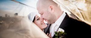 Lucie a Vojta - svatba pavilon Grébovka