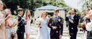 Darja a Ilja - svatba na zámku Liběchov