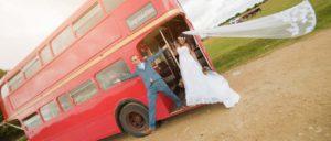 Svatba dvou travel bloggerů - cestovatelé na plný úvazek v Londýně