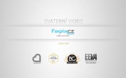 Aktuální ceny za svatební video v roce 2018 od Forpix
