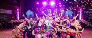 Půlnoční překvapení - gmynázium lovosice maturitní ples
