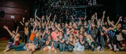 Půlnoční překvapení - Maturitní ples Gymnázia Roudnice nad Labem 4.A + 4.B 2019