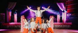 Maturitní předtančení - Walt Disney - Gymnázium Lovosice (Oktáva, 12.1.2019)