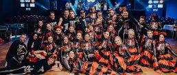 Maturitní předtančení - Karneval El Muerto - Gymnázium Jateční 2020a