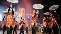 Maturitní předtančení - Gymnázium Jateční | Čína 4.C | 17.1.2020