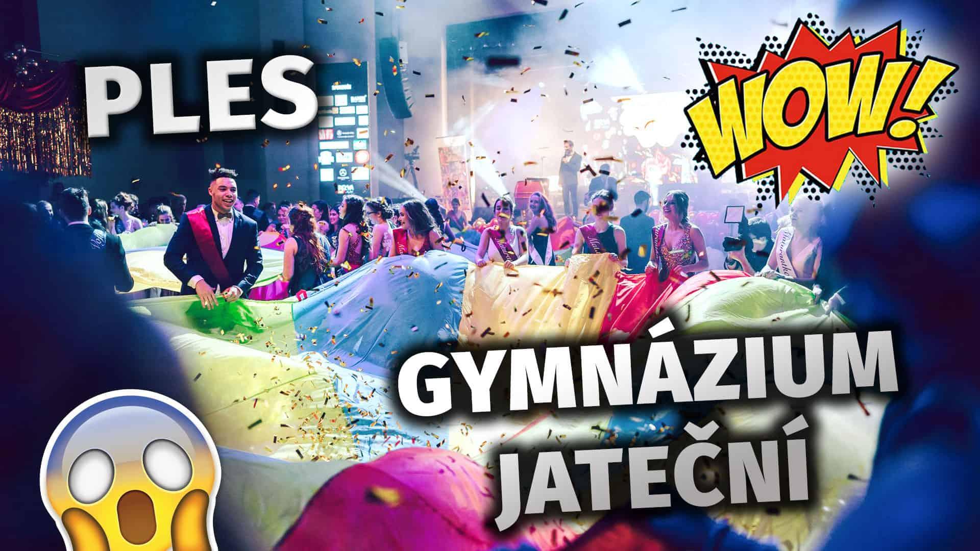 Maturitní ples - Gymnázium Jateční Ústí nad Labem | Světové Karnevaly | 17.1.2020