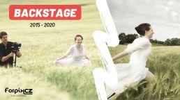 Ze života kameramana - Backstage 2015-2020_white
