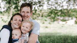 Rodinné video - překvapení pro děti, až jednou vyrostou / Luky, Zuzka, Ema a Mikuláš (dětské video)